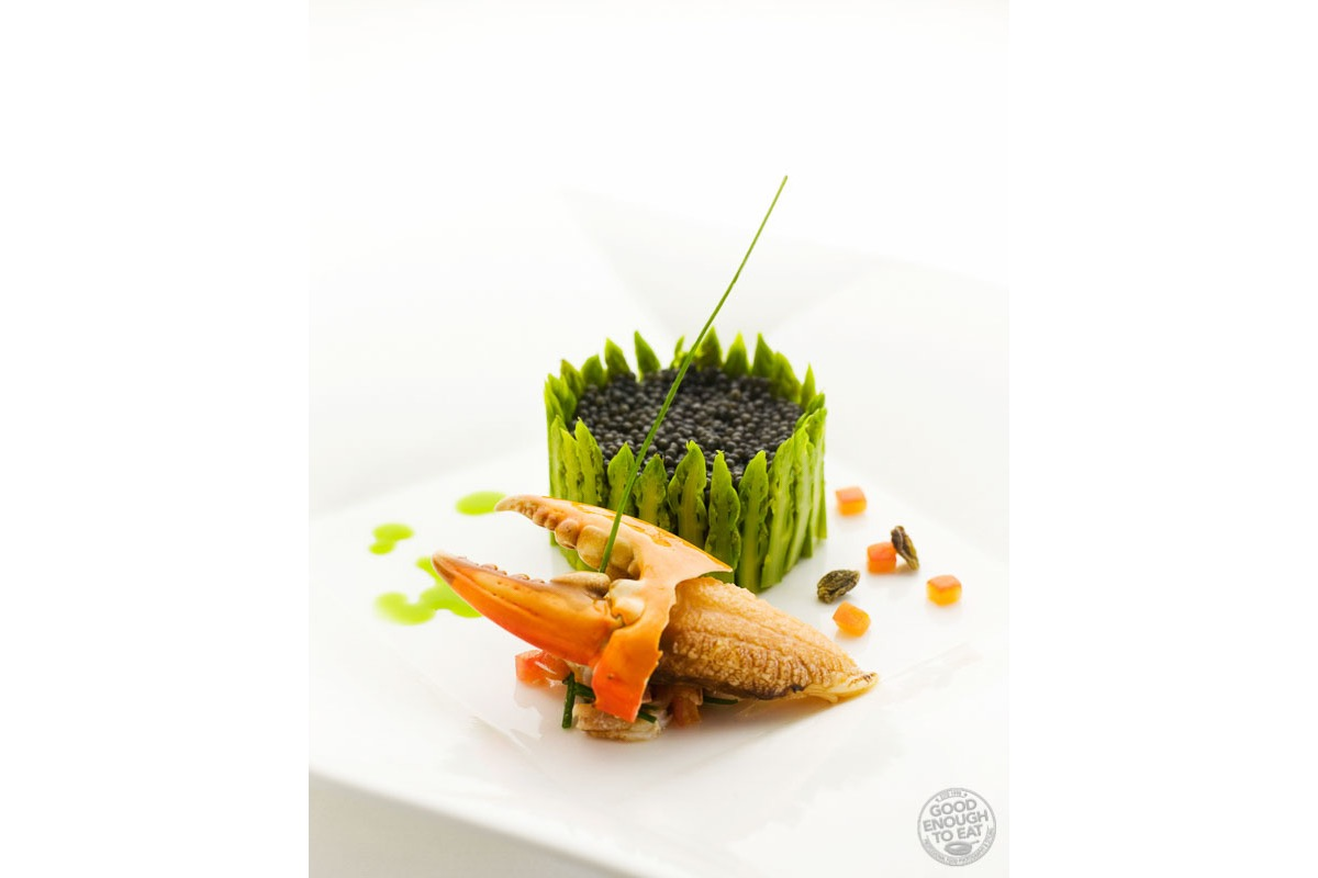 022-Crab-Caviar-Mousse-professional-food