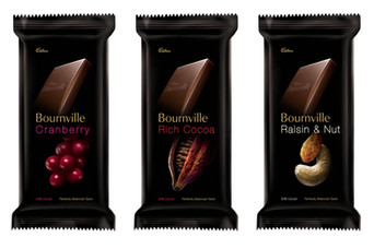 Bournville Packaging Photography