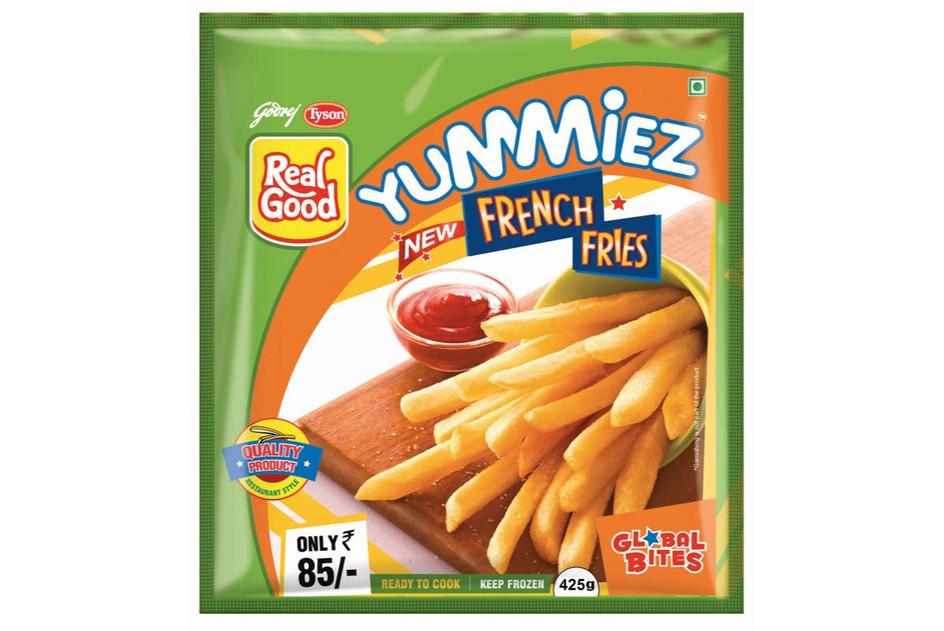 Yummiez Packaging Photography