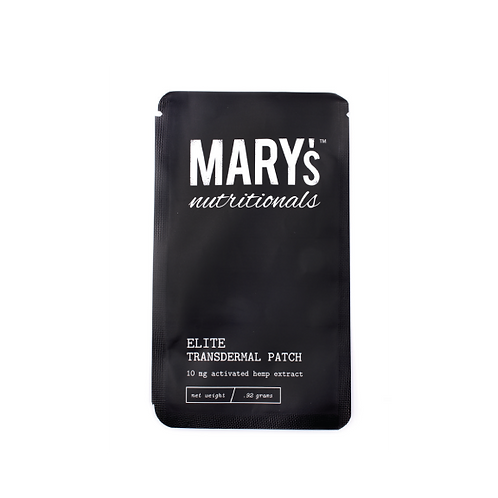 Mary's Elite Transdermal Patch