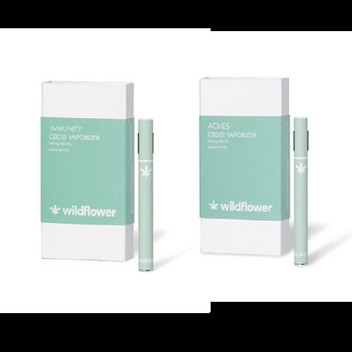 Wildflower CBD Vaporizers