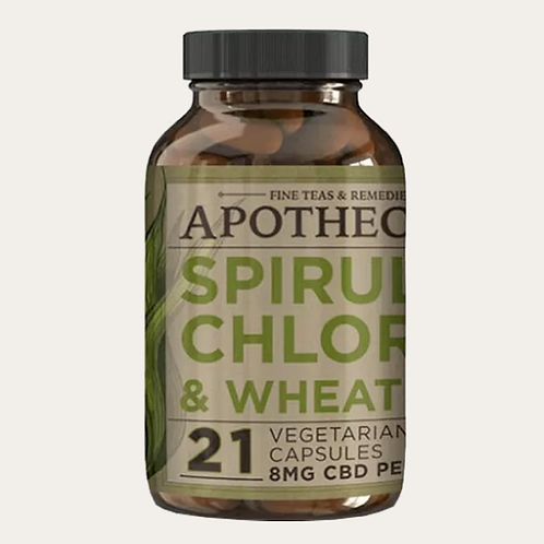 Apothecary Super Greens Capsules