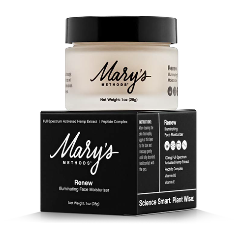 Mary's Renew Face Moisturizer