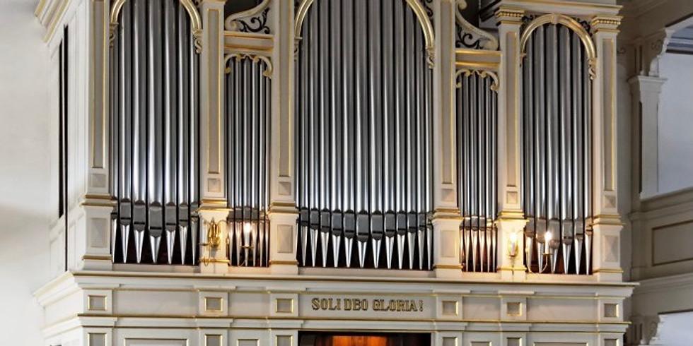 FRAUENSTEIN, STADTKIRCHE - Eröffnung der 24. Silbermanntage mit dem Orkiestra Historyczna