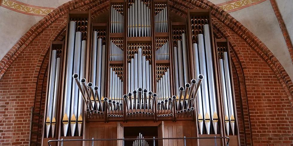 Meldorf, Dom - Duo Recital Joachim Pliquett (Trompete)