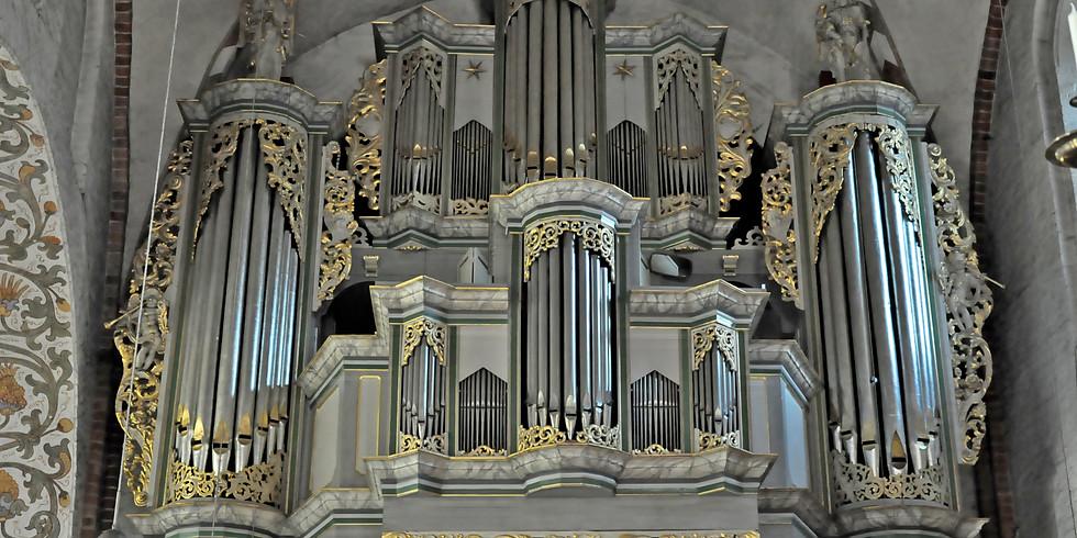 MÖLLN, ST. NIKOLAI - Einweihung der neuen Flentrop Orgel mit Peter van Dijk