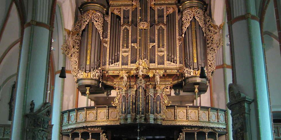 LÜNEBURG, ST. JOHANNIS - Recital  -ABGESAGT-