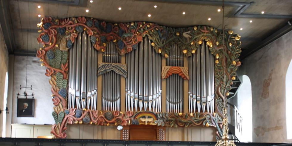 KEITUM (SYLT), ST. SEVERIN - Recital
