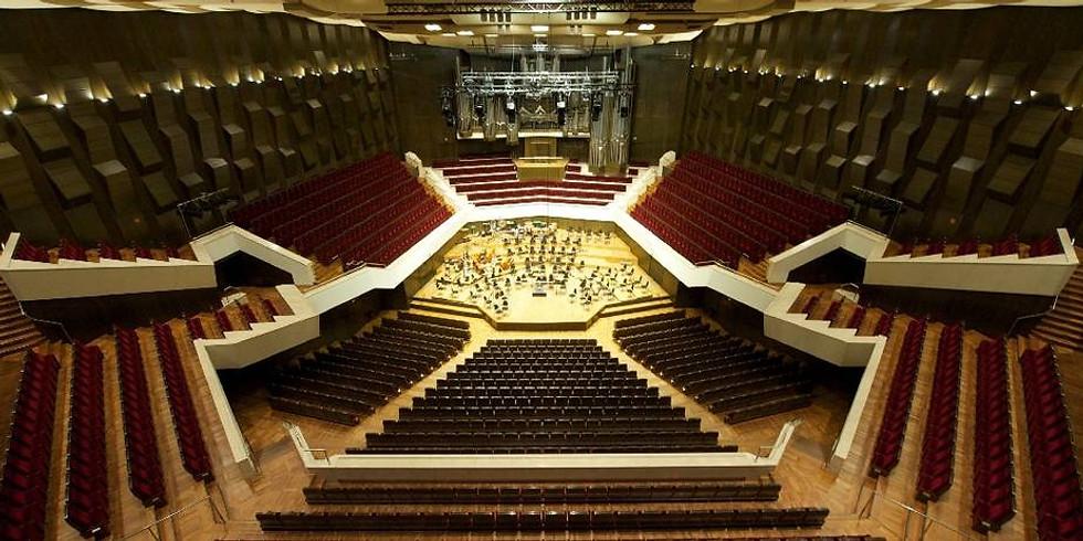 Leipzig, Gewandhaus - Recital