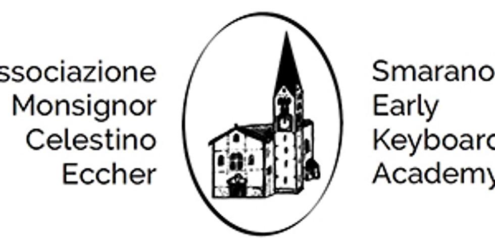 Smarano International Organ Academy - Masterclass & Recital