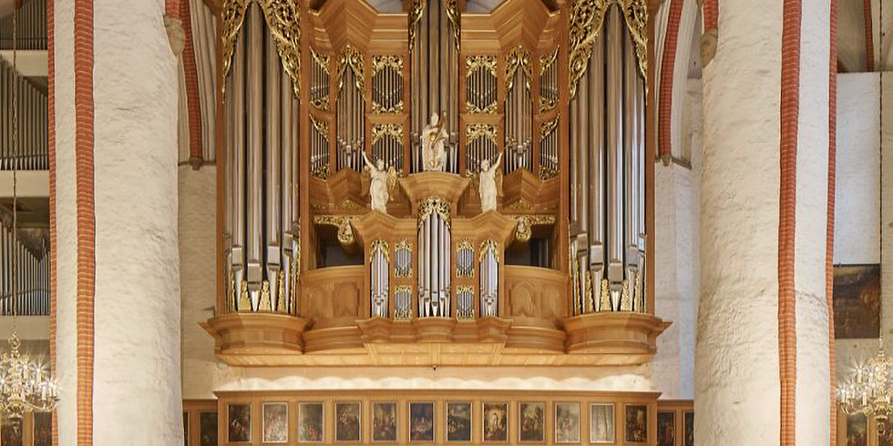 HAMBURG, ST. JACOBI - Recital