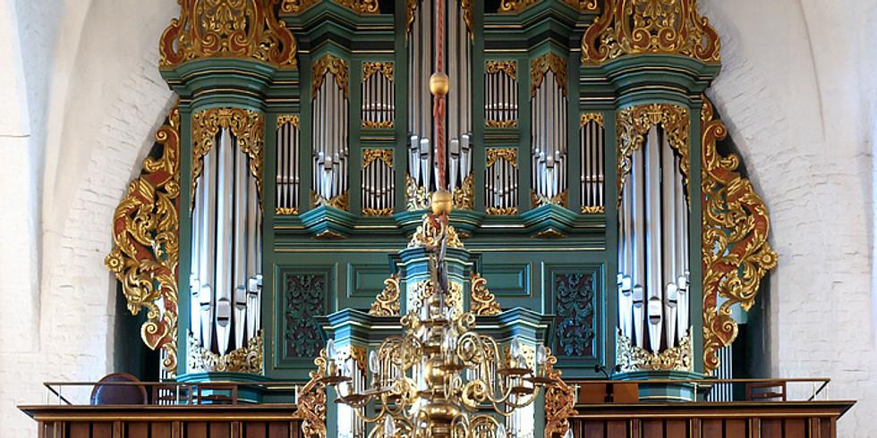 Flensburg, St. Marien - Recital mit dem Landesjugendchor Schleswig-Holstein