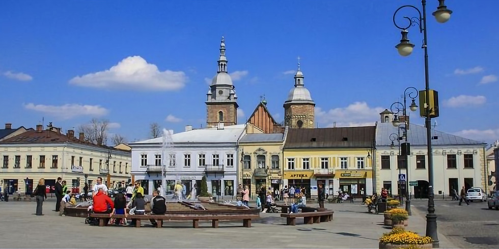 Nowy Sącz, Organ Competition - Jury