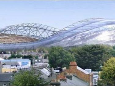 Lansdowne Road Stadium (AVIVA Stadium)