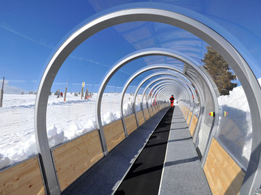 Ski Tunnel