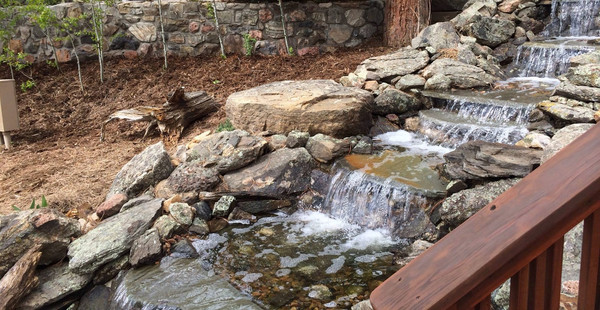 Custome Water Feature