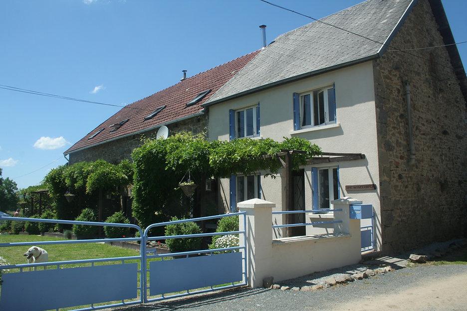 accomodation, gite, creuse, France