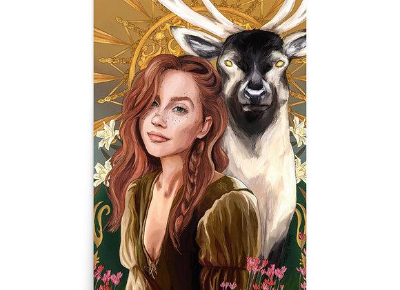 Poster   Estelle & Achilles