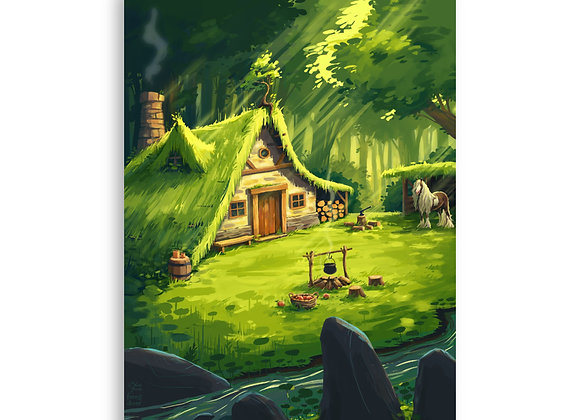 Poster | Tor's Cabin