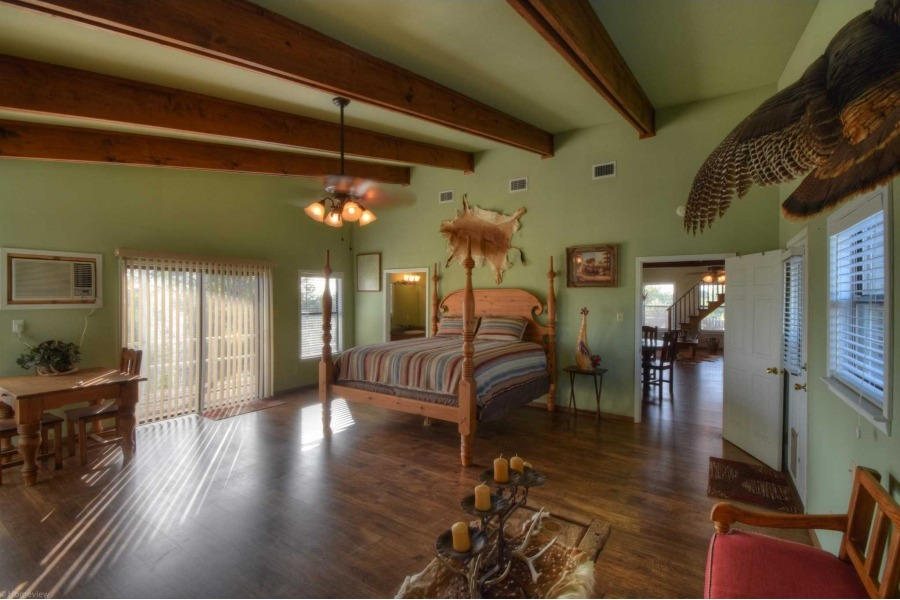 2 Story Cabin