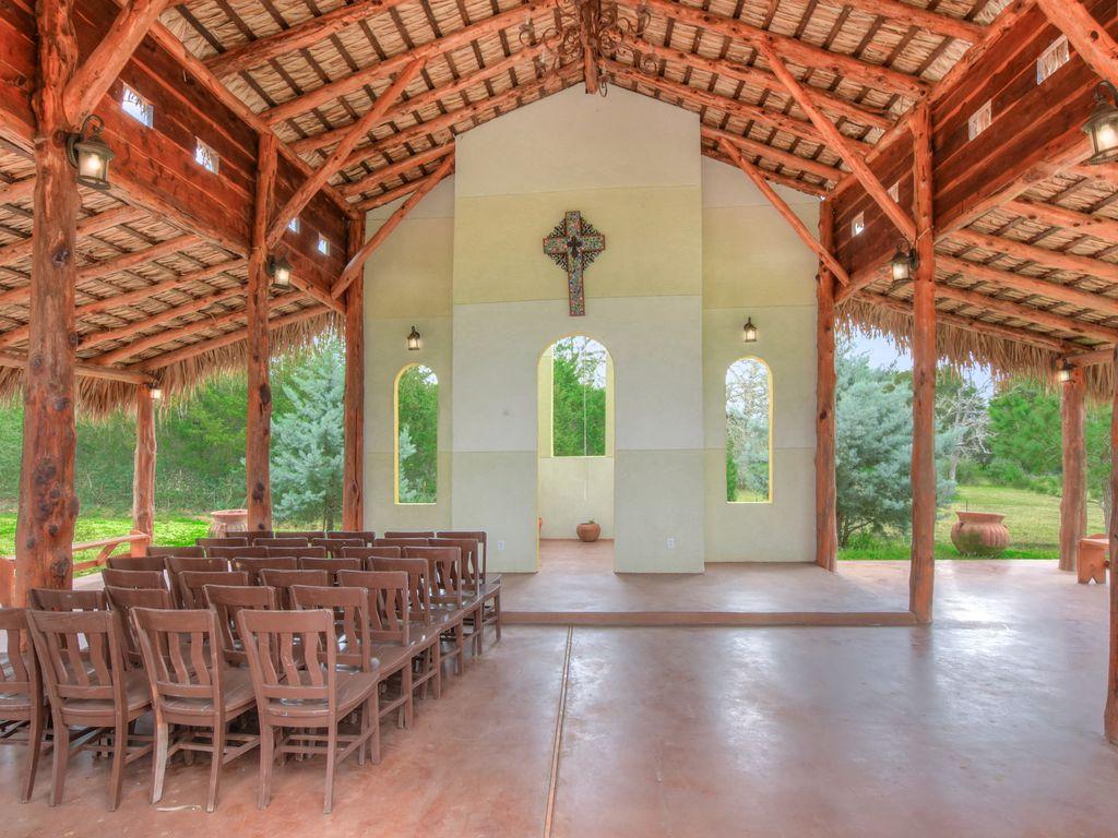 Chapel, inside