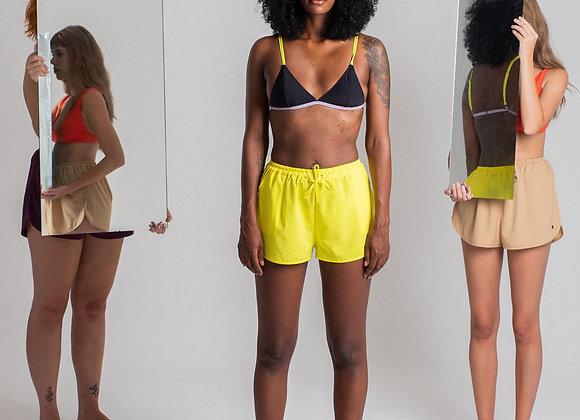 Shorts Pocket Simone Lemon
