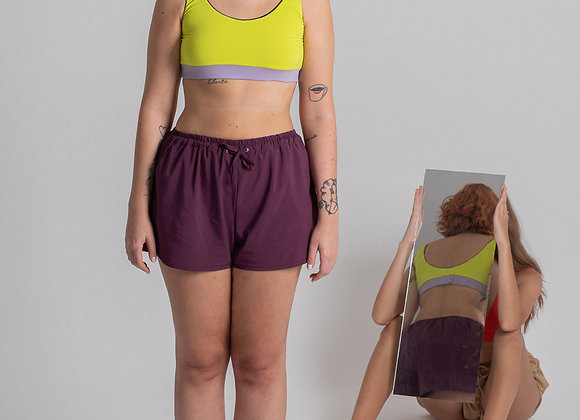 Shorts Pocket Simone Uva