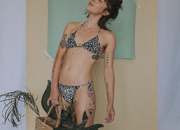 Calcinha Katherine Leopard