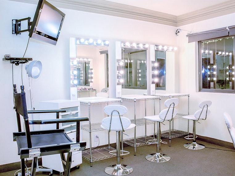 salón de makeup