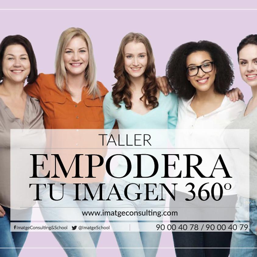 TALLER EMPODERA TU IMAGEN 360º