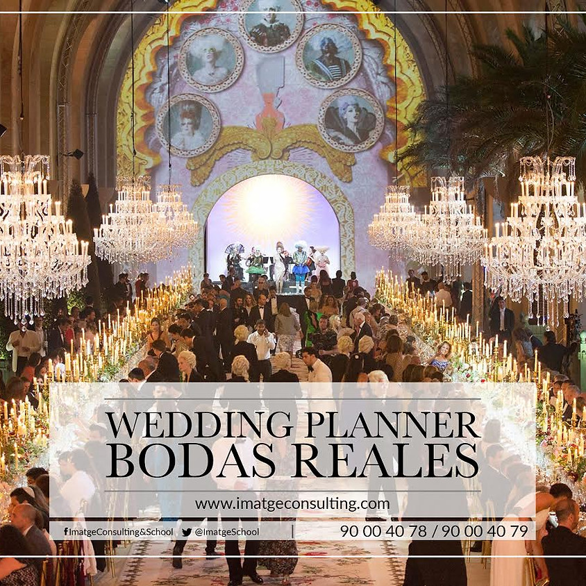 WEDDING PLANNER. BODAS REALES