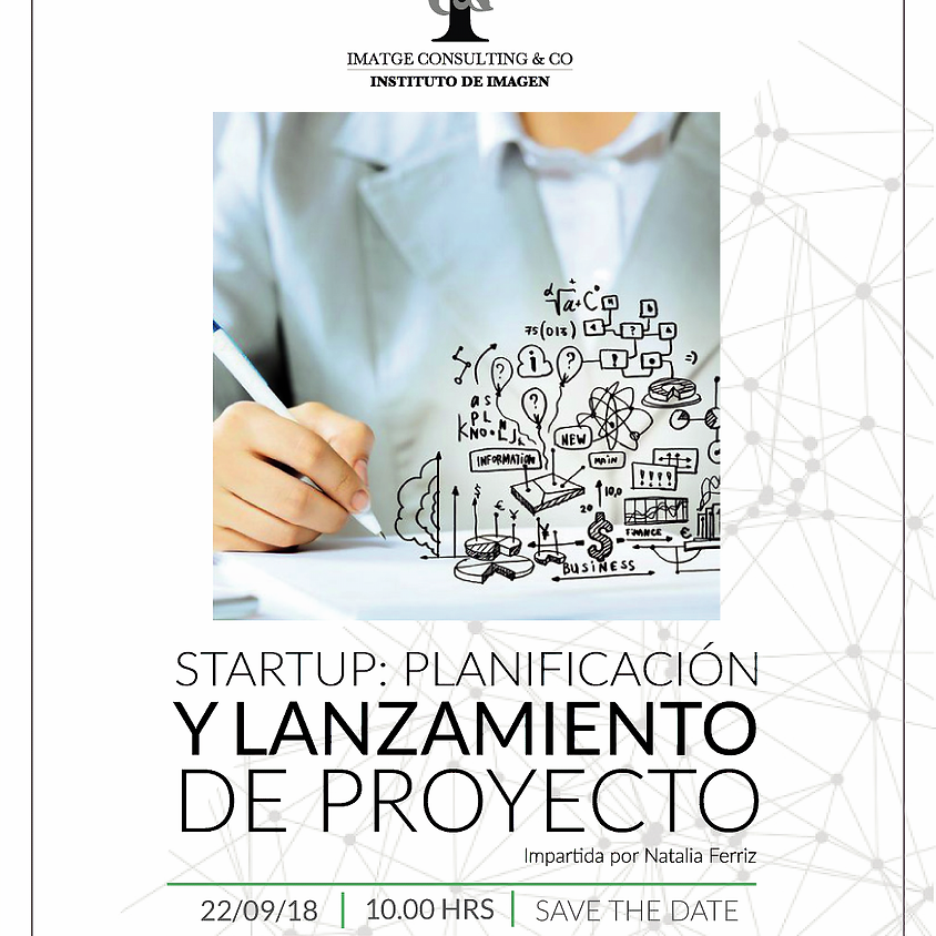 STARTUP: PLANIFICACIÓN Y LANZAMIENTO DE PROYECTO