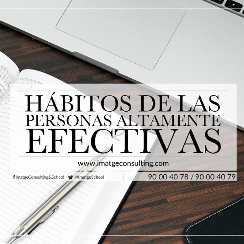 TALLER HÁBITOS DE LAS PERSONAS ALTAMENTE EFECTIVAS