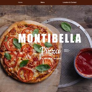 Montibella Pizza