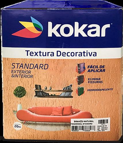 Kokar - Textura Riscado