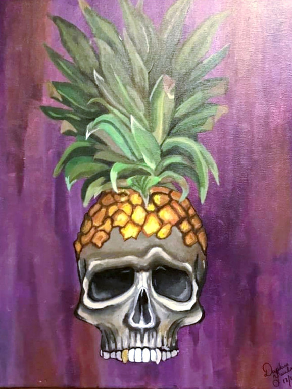 Death by Pineapple