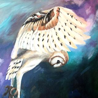 Laurens Wine Owl