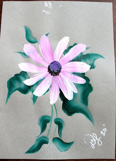 Flower Power ORIGINAL painting