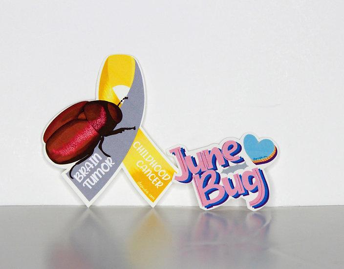 June Bug's Single Sticker Set