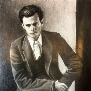 Huxley Portrait