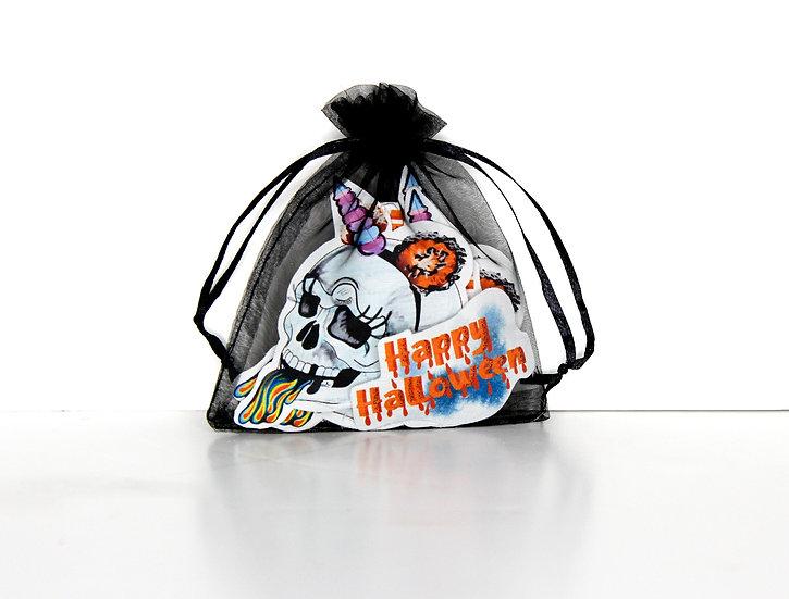 Halloween Sticker Sack Set