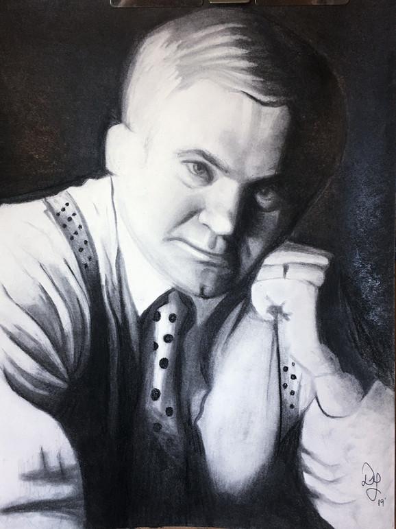 Pat Conroy Portrait
