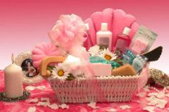 Retiree's Ultimate Relaxation Spa Gift Basket!