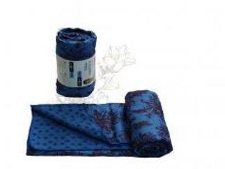 "Yoga Print Yoga Towel 72""x 24"" w/Carry Bag"