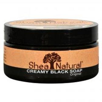 Shea Natural Black Soap!