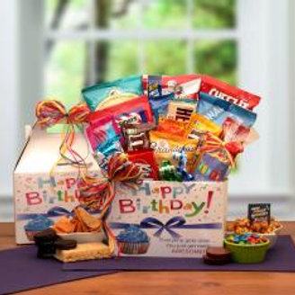 Happy Birthday Gift Box!