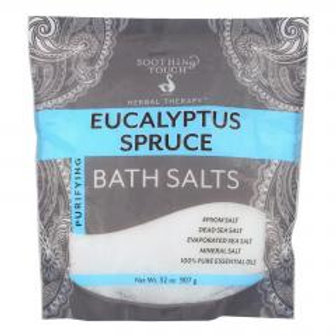 Eucalyptus Bath Salt!