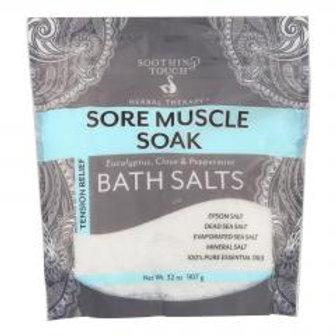 Sore Muscle Bath Salt!