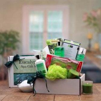 Eucalyptus Aromatherapy Spa Gift Box!