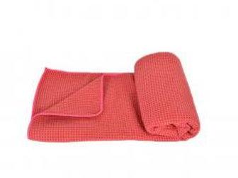 Yoga Mat Towel with Mesh Bag!